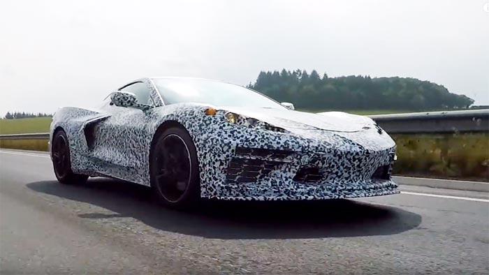 C8 Corvette's Nurburgring Lap Time Revealed in 'Revolution' Trailer