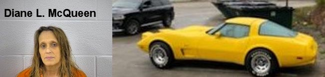 [STOLEN] Police Recover Bright Yellow 1979 Corvette Eight Hours After Its Reported Stolen