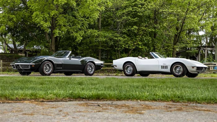 Mecum Offering a Pair of 1969 Corvette L88s at Glendale Auction