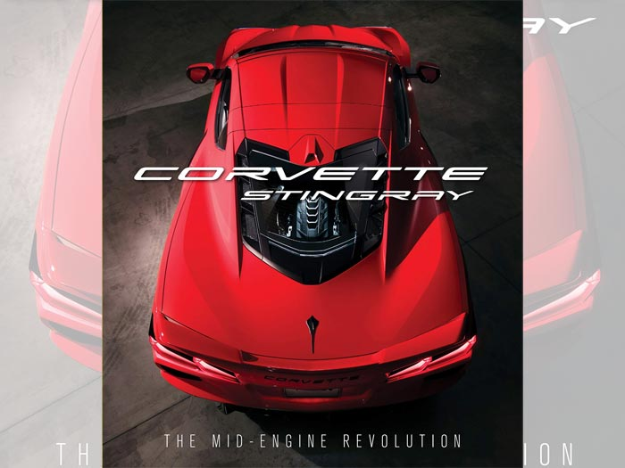 Chevrolet to Feature a Book Version of the C8 Corvette's 'Revolution' Documentary
