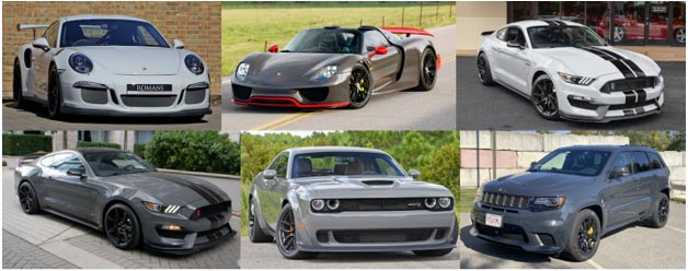 Colors We'd Like to See on the C8 Corvette: Nardo Gray