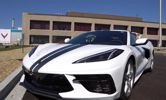 [VIDEO] View this Incredible Collection of 2020 Corvettes at the Assembly Plant