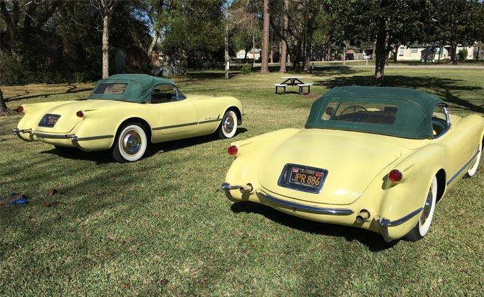 Corvettes for Sale: Own the Final Two 1955 Corvettes Built