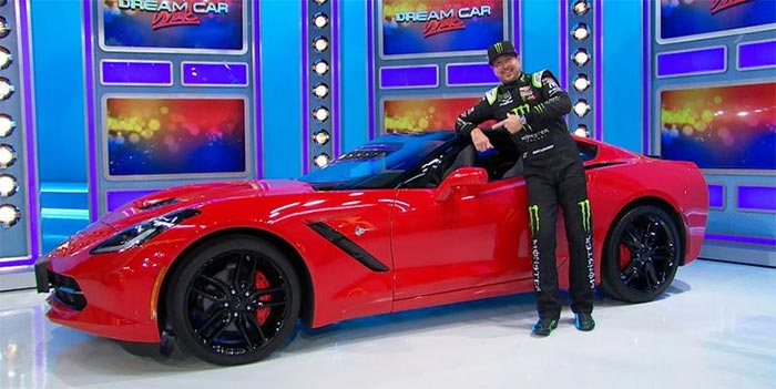 Someone Could win a 2019 Stingray on The Price Is Right this Week!