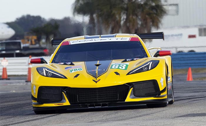 Corvette Racing at COTA: Next Steps in Corvette C8.R Development