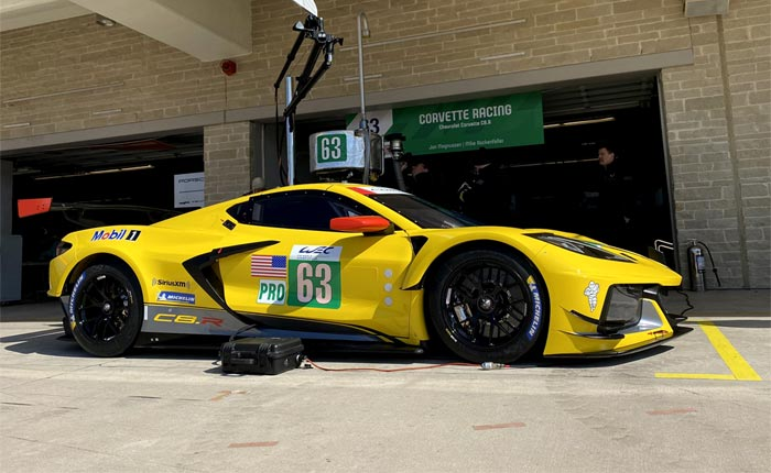 Links and Info to Follow the Corvette C8.R at the FIA WEC's Lone Star Le Mans
