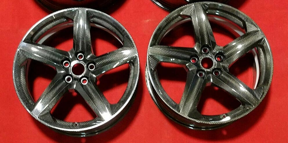Are These Carbon Fiber C8 Corvette Wheels Destined for the Z06. If So, Why Are They on eBay?