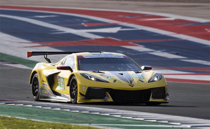 Corvette Racing at COTA: Positive Steps Forward for Corvette C8.R