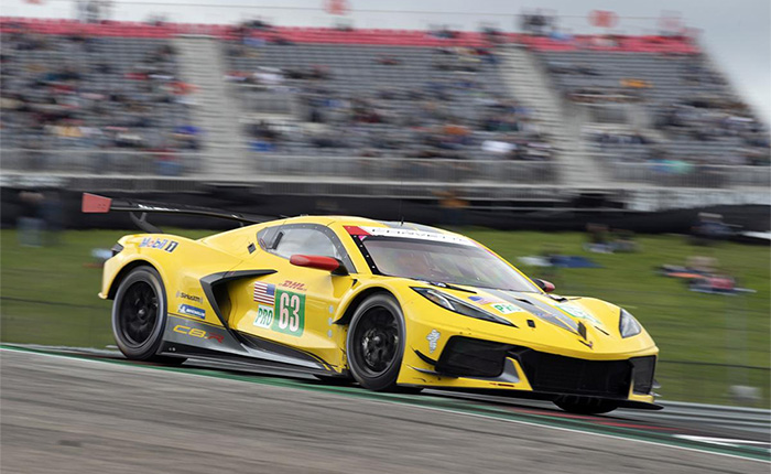 Corvette Racing at COTA: More Lessons Learned with Corvette C8.R