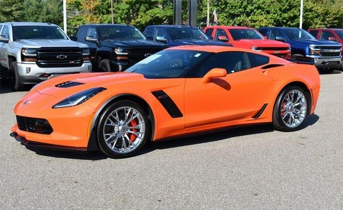 C7 Corvette Z06 for sale