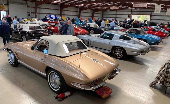 [GALLERY] Midyear Monday! NCRS Winter Regional Edition (52 Corvette photos)