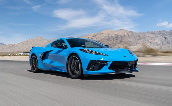 C8 Corvette Secrets: The 2020 Corvette Has a Flying Car Mode