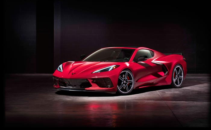 2020 Corvette Stingray Will Begin Sales in Mexico Beginning 2nd Quarter