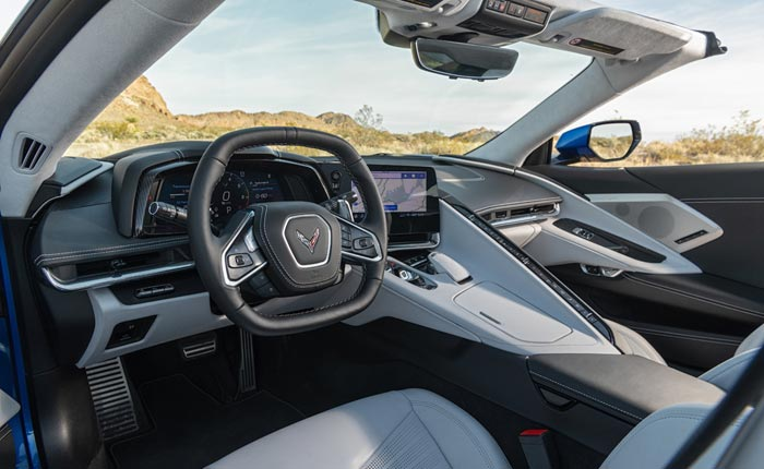 C8 Corvette Secrets: Your 2020 Corvette Stingray Can Have Five Cameras Depending On Your Options