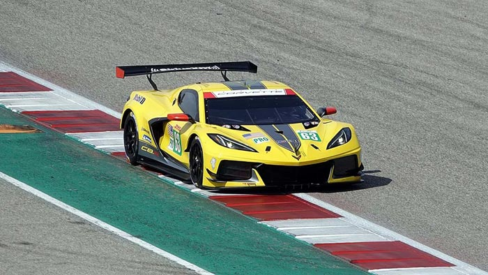 [VIDEO] Behind the Scenes at COTA with Doug Fehan and the Corvette C8.R