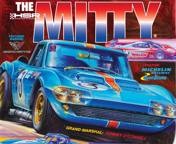 Historic Sportscar Racing's 'The Mitty' is Coming to Road Atlanta