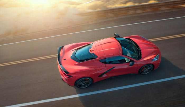 GM Still Committed to Right-Hand-Drive C8 Corvette Model Following Holden Announcement