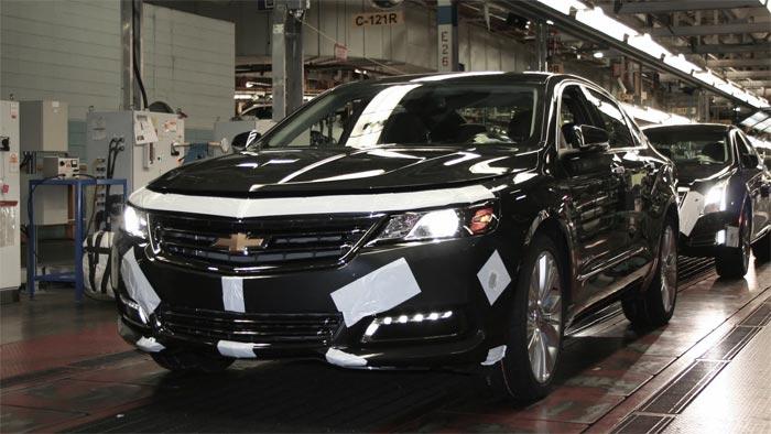 RIP Chevy Impala
