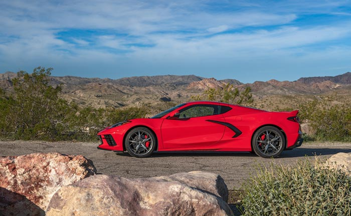 QUICK SHIFTS: 2020 Makes C&D Editor's List, C8 Reviews and Gripes, Mid Engine History, 10 Things, and RIP Impala