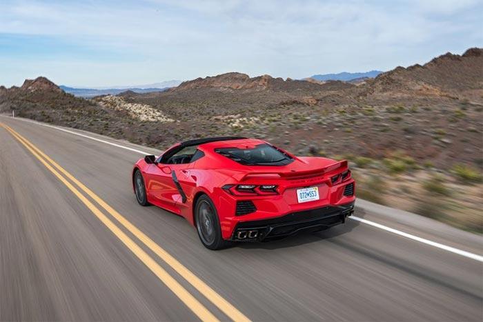 Autoweek Reviews the C8 Corvette