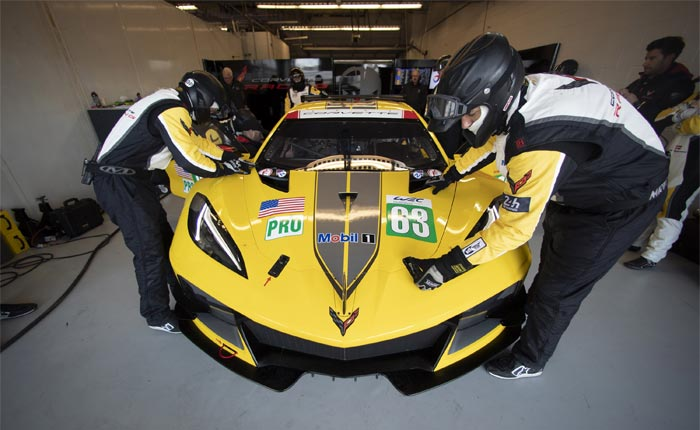 Corvette Racing Receives Invitations to Race the C8.R at the 24 Hours of Le Mans