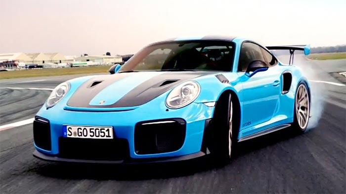 scouting report porsche 911 gt2 rs corvette sales news lifestyle