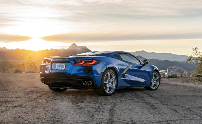 The Lease Rates for the 2020 Corvette Stingray Are Pretty Terrible