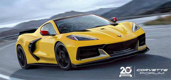 [PIC] Corvette Forum Renders the C8 Corvette Z06