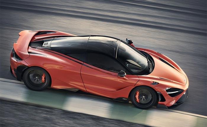 McLaren 765LT Offers Innovative Solution for More Mid-Engine Storage