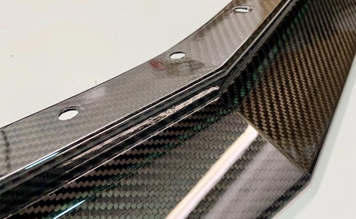 [VIDEO] ACS Composite to Offer the Carbon Fiber 5VM Ground Effects Kits for the 2020 Corvette