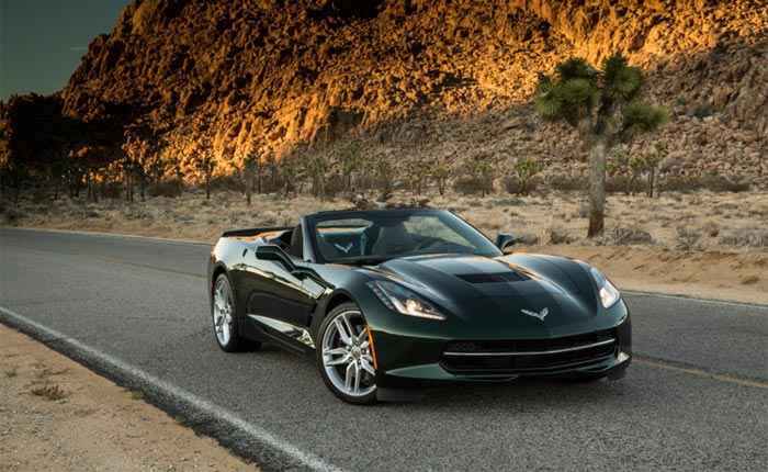 Jeremy Clarkson Reviews the 2014 Corvette Stingray Convertible