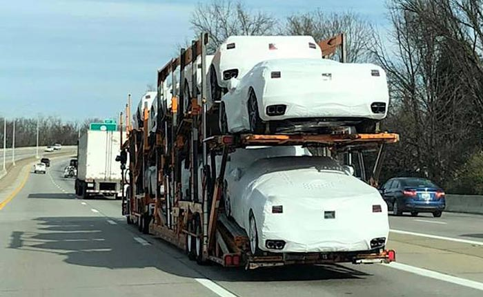 Corvette Delivery Dispatch with National Corvette Seller Mike Furman for March 8th