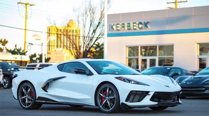 [VIDEO] The 2020 Corvettes Arrive at Kerbeck!
