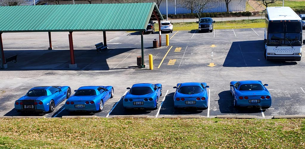 A Gathering of Unicorns: The Nassau Blue Brotherhood
