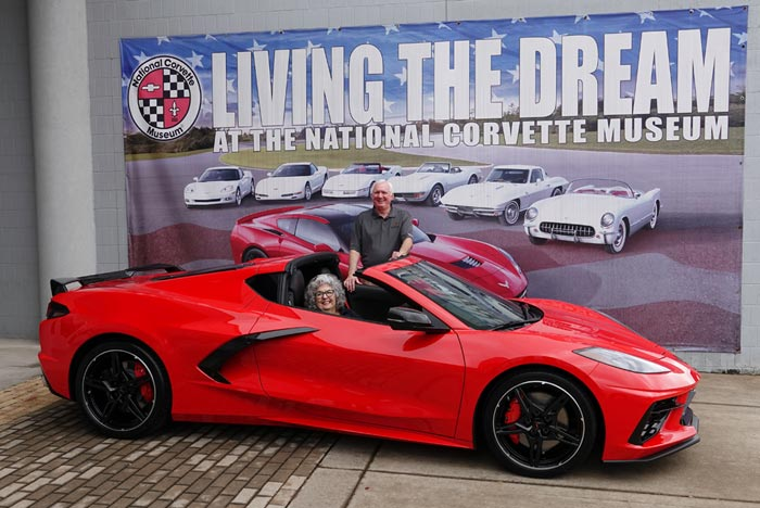 [VIDEO] First 2020 Corvette Stingray Delivered at the National Corvette Museum
