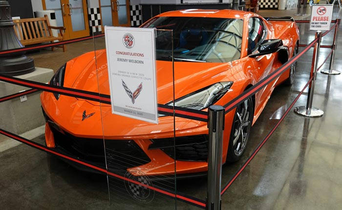 [VIDEO] The Perks and Resources Offered Through the Corvette Museum's R8C Delivery Program