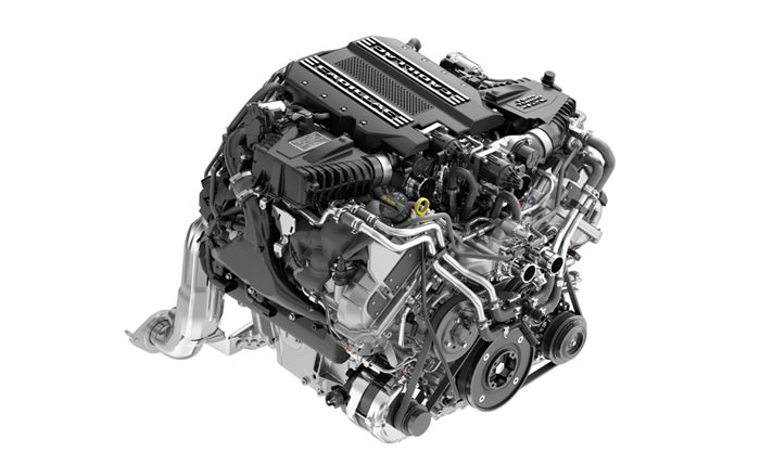 Cadillac Denies Rumors of Blackwing V8 Engine Heading to Italy