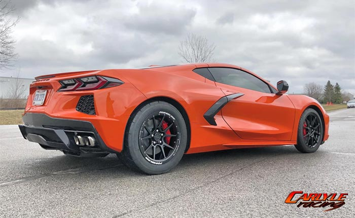 [VIDEO] 2020 Corvette On the Dyno Makes 440-hp and 408 lb-ft of Torque