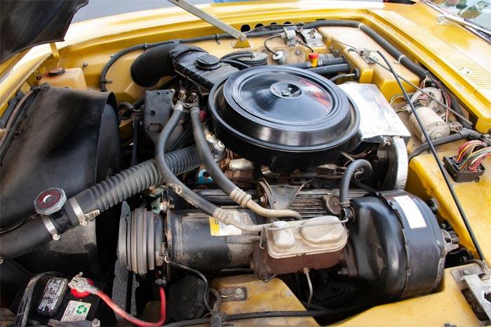 Corvette Enthusiast Donates His 1977 Studebaker Avanti II to the National Corvette Museum