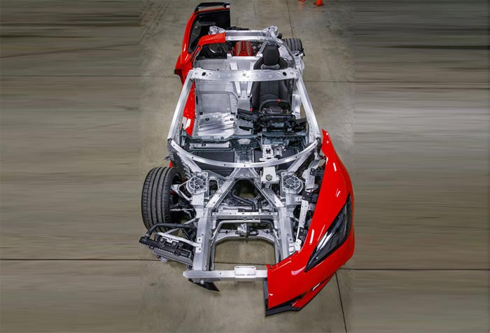 Engineering behind the new mid-engine architecture