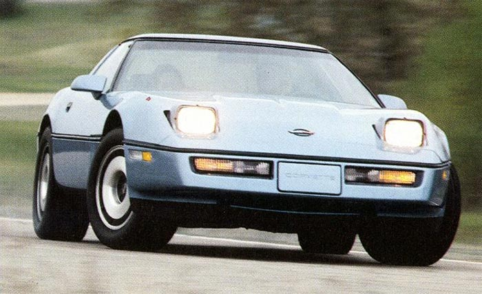 1984 Corvette Review from Car and Driver
