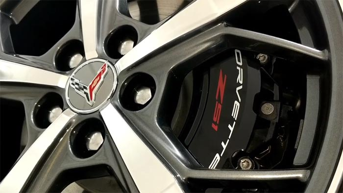 [VIDEO] 2020 C8 Corvette Lift and Jacking Locations