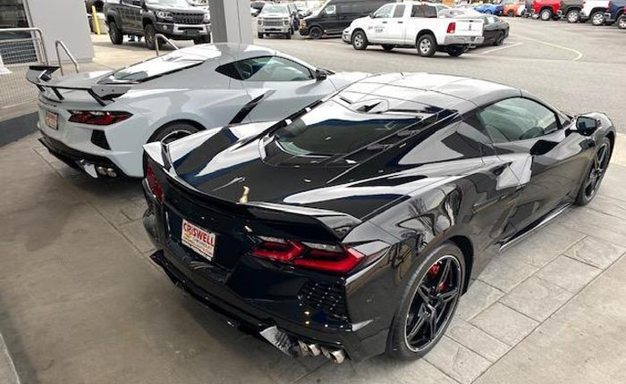 Corvette Delivery Dispatch with National Corvette Seller Mike Furman for March 15th