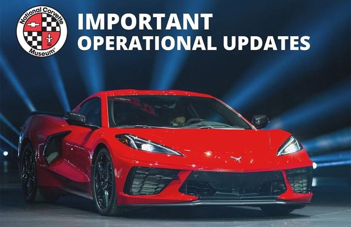 The National Corvette Museum is Open, but the NCM Bash Has Been Postponed Until Late May