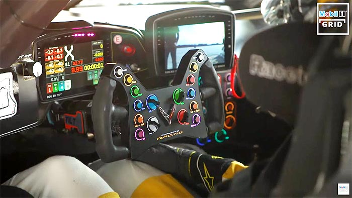 [VIDEO] Mobil 1 The Grid: Developing the Corvette C8.R at Sebring