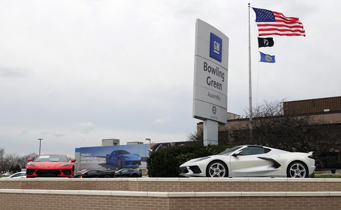 General Motors Halting Production Through March 30th
