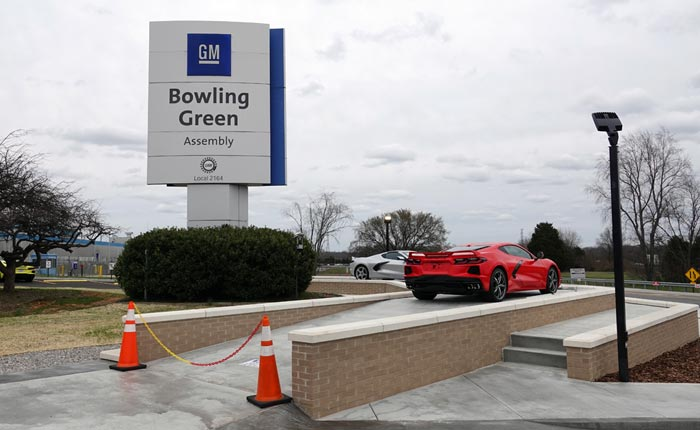 Corvette Assembly Plant Temporary Shutdown Update