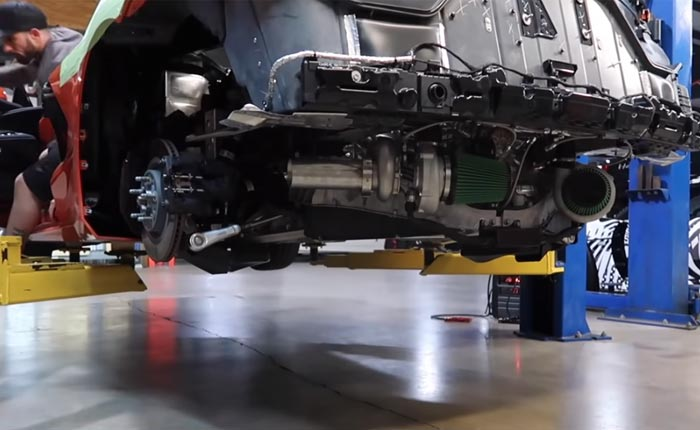 [VIDEO] Hennessey Shares the Sounds of the Worlds First Twin-Turbo C8 Corvette