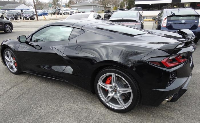 Corvettes on Facebook: Would you pay $129,899 for this 3LT 2020 Corvette?