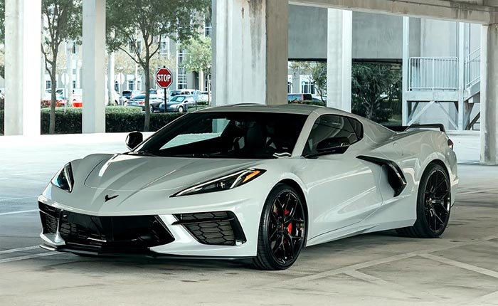 You Can Rent a 2020 Corvette Stingray From $299 per Day on Turo
